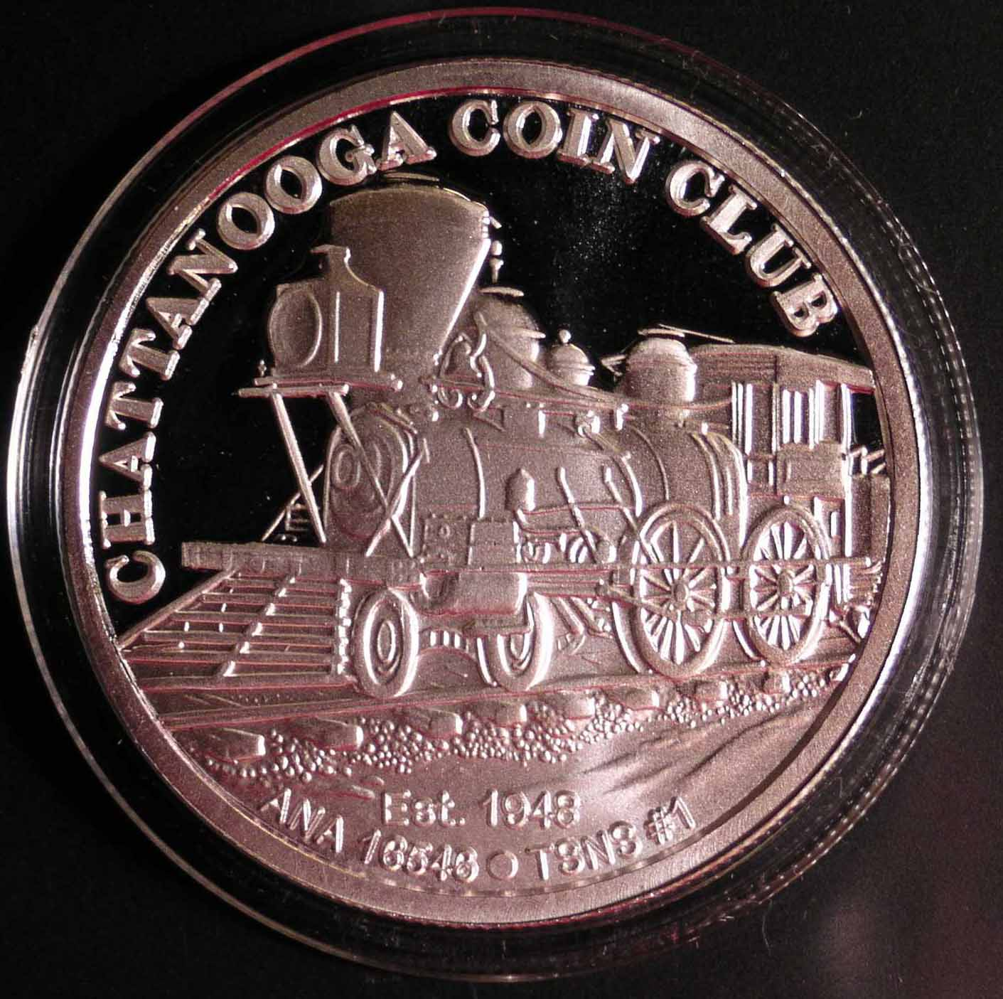 Club 50th Anniversery Medal